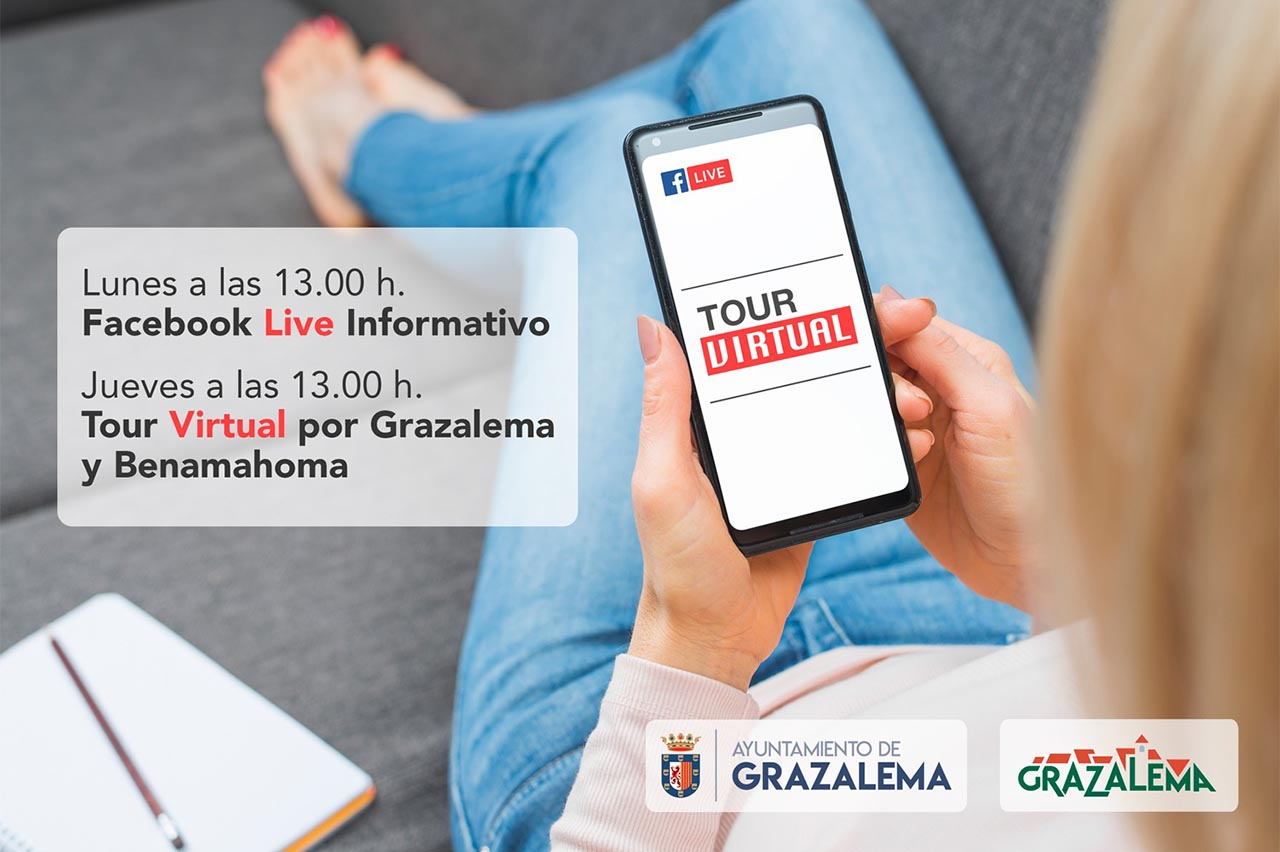 Tour Virtual de Grazalema
